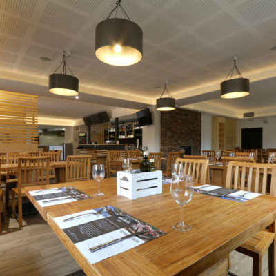 Restaurace / Restaurant