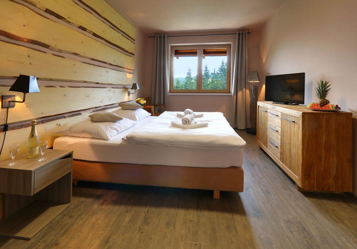 Dvoulůžkový pokoj / Doppelzimmer